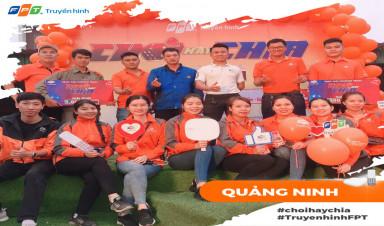 FPT Quảng Ninh lần đầu tổ chức Activation