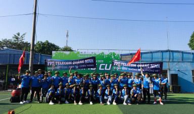 FPT Telecom Quảng Ninh lại lỡ hẹn chức vô địch giải bóng đá vùng 2 năm 2020